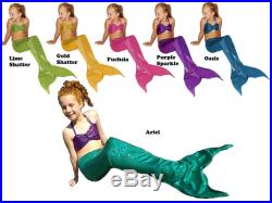 20 Mermaid tails. Special listing for Sandra. Swimmable Walkable or Party tails.