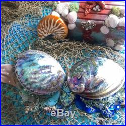 Abalone Shell Swimmable Top (CUSTOM)