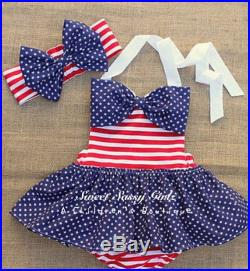 Adorable American Swimsuit