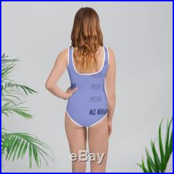 All-Over Print Youth Swimsuit