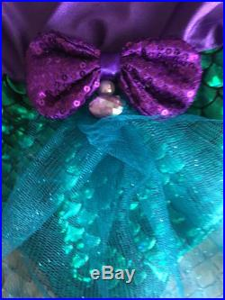Baby Swimwear Swimsuit Toddler Swimsuit Girls Kids Mermaid Bathing Suit First Birthday Outfit Costume Mermaid Swimsuit Halloween Costume