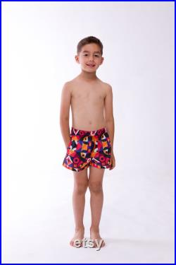 Boy swimsuit, Matching swimsuits, Family swimwear, Family matching set, Brothers swim trunk, Matching birthday gift, Brother sister matching