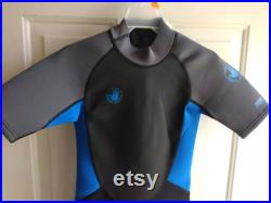 Boys size 10 and size 12 body glove spring suit wetsuit by Body Glove
