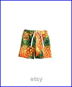 Brother and Sister matching swimsuits, pineapple party matching outfits, siblings swimsuits, hawaiian pineapple swimsuit