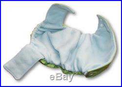 Child Large Little Dippers Washable Swim Diaper-Blueberry Blueberry