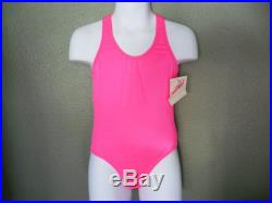 Clearance-one piece girl's swimsuit-Size 12mos,18mos,24mos,3T,5,6,12,14 The size runs small, please order at least 2 size up