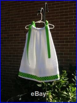 Cute terry cloth cover up for beach or swimming pool