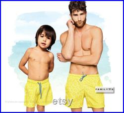 Daddy And Me Matching Trunks, Matching Dad, Father And Son Matching Swimsuits, Dad Gift, Matching Bathing Suits, Gift From Son, Dad And Son