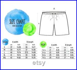 Daddy And Me Outfit, Matching Dad And Me Swimsuit, Matching Father And Son Swimwear, Fathers Day Gift, Mens Swim Trunks, Matching Dad