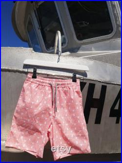 Father And Son Matching Swimming Trunks Dad And Son Matching Trunks Dad Gift UK
