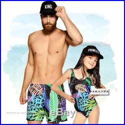 Father Son Matching Swimsuit, Daddy And Me Matching, Mens Shorts, Swim Trunks, Fathers Gift, Matching Dad And Me Swimwear, Matching
