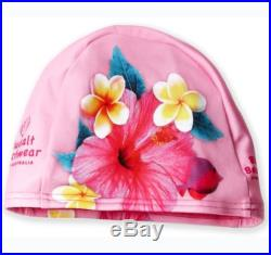 Girls swim cap
