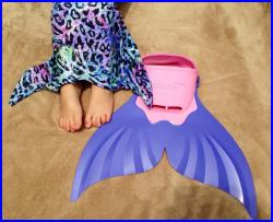 how to make a mermaid tail without fabric