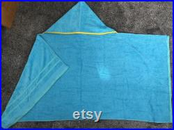 Hand Made Hooded Beach Towel Towel Wrap Suitable for any age