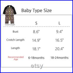 Leopard Matching Baby and Kids UV Swimsuit. One piece Swimsuit for Newborn to age 2 Two pieces for Girls to age 7, Rash Guard Swimsuit