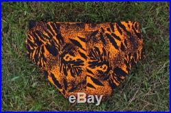 Leopard YOUTH Swim Trunks NEW with Tags East German Vintage Low Rise Swimming Briefs Black New Old Stock DDr Swimwear Teen or Adult XS