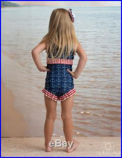 Margaret Swimsuit in Mermaid SS17 Collection (Size 12 18 months 12)