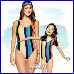 Matching Mother Daughter Swimsuit, Matching Mommy And Me Swimwear, Women Bathing Suit, Girl Swimsuit, Matching Mom And Daughter Swimwear