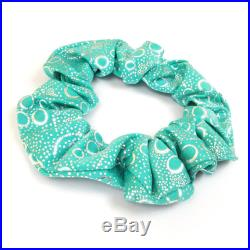 Mermaid Holographic Hair Scrunchies Party Bag Fillers Birthday Favours Hair Accessories Hairbands Dancewear Gymnastics Gym