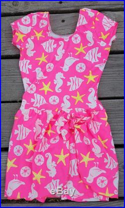 Modest Sun Protective One Piece Swimsuit for Girls
