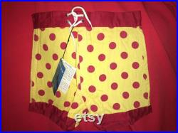 New Old Stock 60's Boys Girls MOD Swim Suit or Shorts New Old Stock withtags Surfer Inspired Cool Cally Clothes
