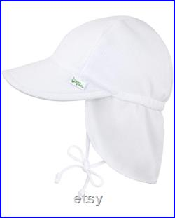 Personalized Baby Green Sprouts Sun Hat