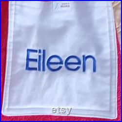 Personalized and Customized Kids (youth sizes) Towel pants for Swim meets, practice, pool, beach and a gift