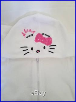 Personalized hooded Kitty Swim Suit Towel Coverup