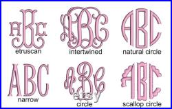 Personalized or Monogrammed Gingham Pool Float Puddle Jumper Cover