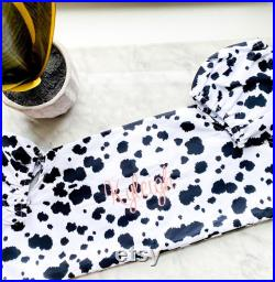 Print Puddle Jumper Cover Cow