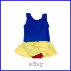 Snow White Inspired Skirted One Piece Swimsuit baby, toddler, kids