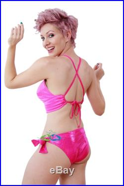 Sparkle Pink Tankini SWIMSUIT to match your 2Tails Mermaid Tail