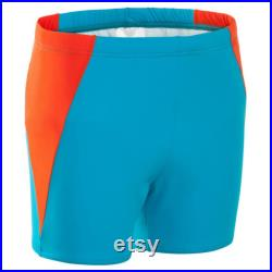 Special Needs Incontinence Swimwear Swim Shorts Pants Diapers for Older Boys 3-16 years old by Kes-Vir