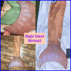 Swimmable mermaid Tail Premade styles