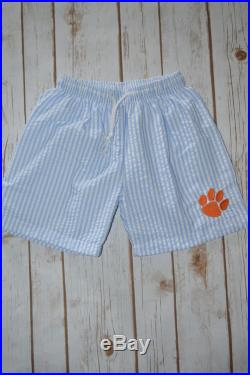 Tiger Paw Swim Trunks- Portion of sales donated to Cure SMA