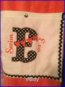Towel Pants Personalized for Kids and Teens