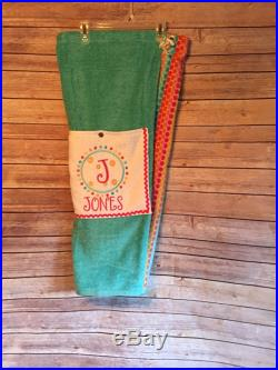 Towel Pants Personalized for Kids or Teens