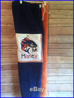 Towel Pants Swim Team Themed for Kids or Teens Personalized with Swimmer's name