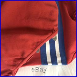 Vintage Toddler Bathing Suit Swimsuit Swim Wear Red Striped One Piece Baby Kid Unisex
