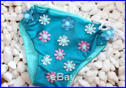children's bathing suit for a girl hand made