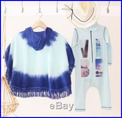 kids swimsuit, baby swimsuit,romper swimwear,one-piece long sleeve with SPF 50 UV protection, Comfortable and lightweight sunsuit